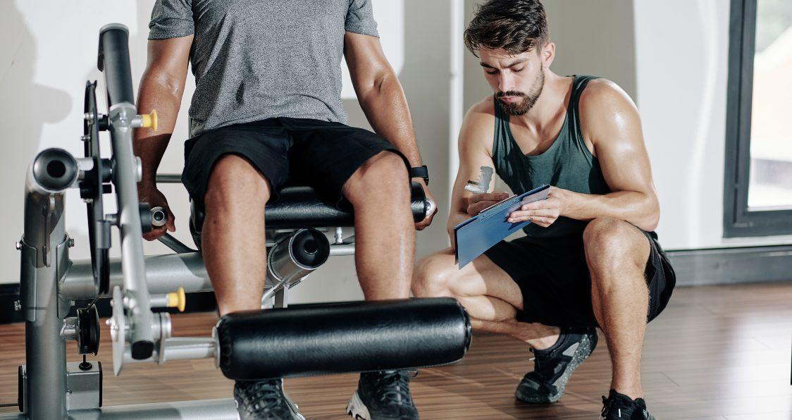 Exercice des jambes